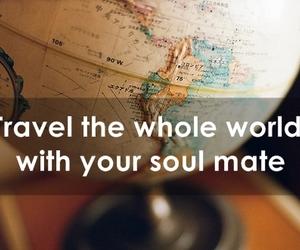 globe, soulmate, and world image