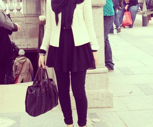 hijab, fashion, and cute image