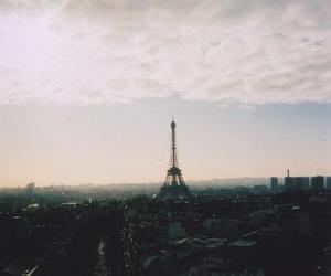 city, cloudy, and travel image