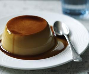 caramel and dessert image