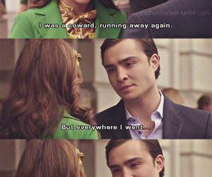 gossip girl, love, and chuck and blair image
