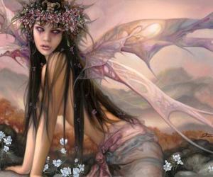 fairy, fairytale, and fantasy image