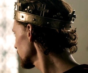 crown, henry v, and history image