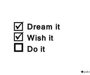 do, Dream, and it image