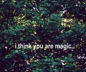 magic, text, and quote image