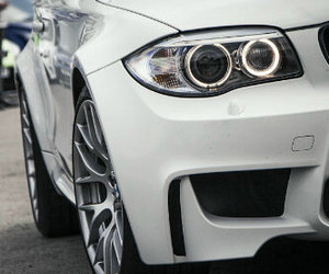 bmw, white, and awesome image