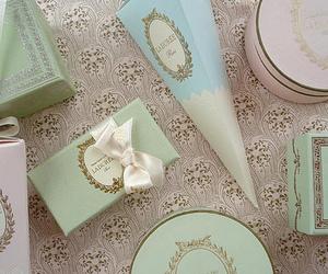 boudoir, laduree, and macaroons image