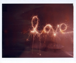light and love image
