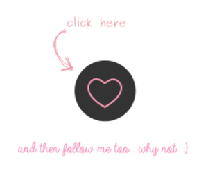 heart and follow me image