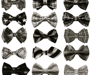 bow, style, and bowtie image