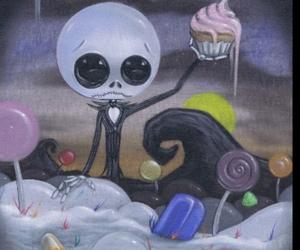 candy, creepy, and Halloween image