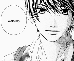 manga, morning, and ren image