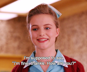 Heather Graham, Twin Peaks, and waitress image