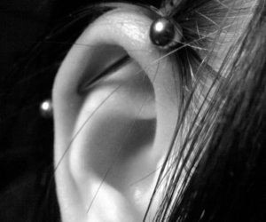 industrial and piercing image