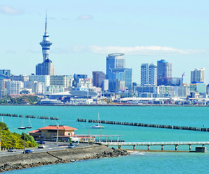 auckland, beautiful, and city image