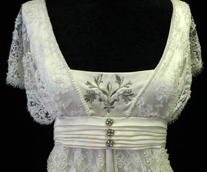 beautiful, clothing, and cream image