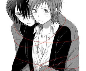 yaoi and k project image