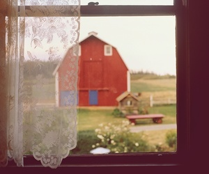 nature, countryside, and farm image