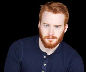 ginger, beard, and redhead image