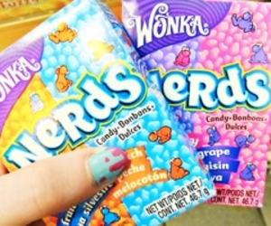 food and nerds image