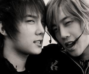 ss501, jungmin, and hyunjoong image