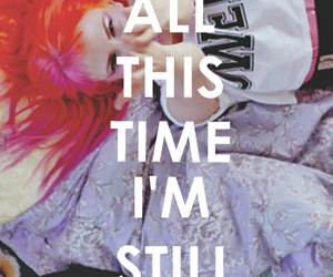 paramore, still into you, and hayley williams image