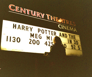 harry potter, indie, and vintage image
