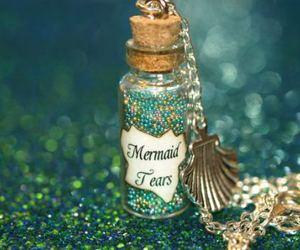 mermaid, tears, and magic image