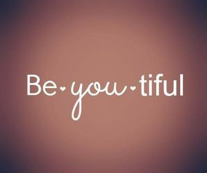beautiful, you, and quote image