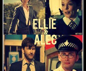 david tennant, ellie, and alec image