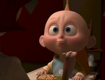 Jack Jack From The Incredibles On We Heart It