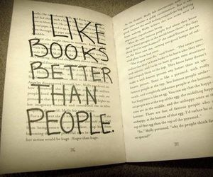 books, people, and true image