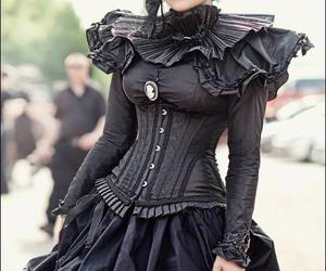 gothic, accessories, and black image