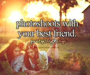best friends, quote, and photo image