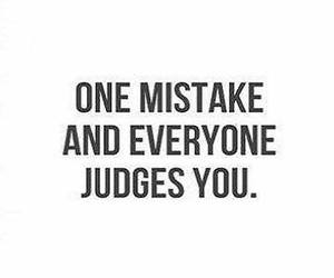 quote, mistakes, and judge image