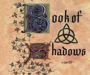charmed and book of shadows image