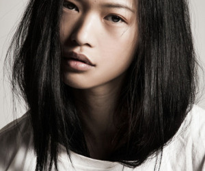 girl, asian, and model image