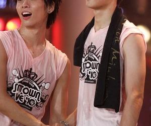 SHINee and jongho image