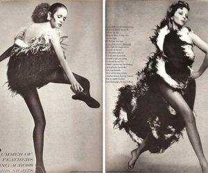 penelope tree, richard avedon, and twiggy image