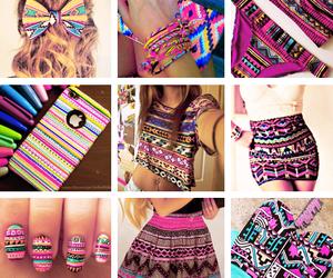 nails and skirt image
