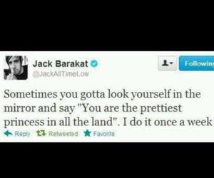all time low, jack barakat, and twitter image