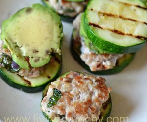 food, zucchini, and low carb image