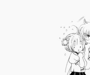 card captor sakura, clamp, and manga image