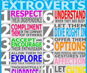 how to, extroverts, and Out there image