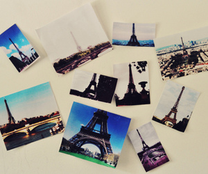 paris, photo, and pictures image
