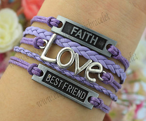 drop dead, faith, and friendship gift image