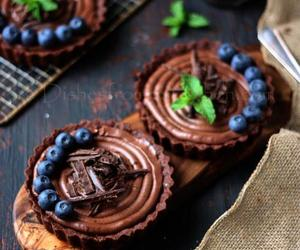 chocolate, delicious, and eggless image
