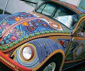 car and beetle image