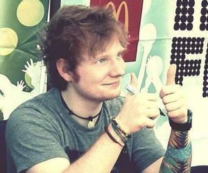ed sheeran and ginger image