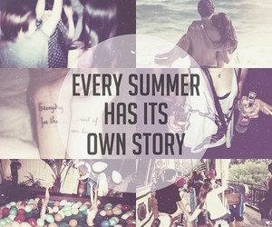 summer, edit, and story image